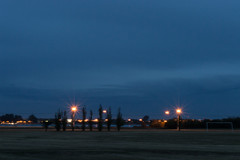 Cae la tarde (AgusPalcze) Tags: sunset afternoon laguna santarosa tarde lapampa altaexposicin