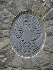 Llanfrothen - lodge to Plas Brondanw