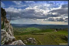 Paesaggi di Sicilia a Marzo - 2016 (agostinodascoli) Tags: travel nature landscape nikon nuvole mare nikkor turismo viaggi paesaggi sicilia cianciana