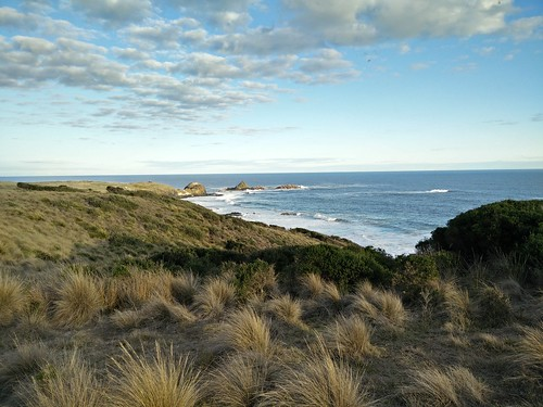 Sunset at Red Bluff, Phillip Island