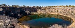 Montezuma's Well (nikons4me) Tags: arizona ruins ducks az sinkhole cliffdwelling arsenic rimrock montezumaswell nikonafsdx18200mmf3556gifedvr nikond7100
