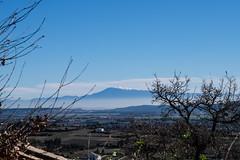 (Nalichia) Tags: blue sky nature montagne hiking bleu mount ciel mont moutain randonne ventoux dgag
