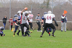 20160403_Avalanches Annecy Vs Falcons Bron (15 sur 51) (calace74) Tags: france annecy sport foot division falcons bron amricain avalanches rgional