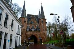 Kampen 2016  Cellebroederspoort (Michiel2005) Tags: netherlands gate nederland kampen overijssel overijsel poort citygate stadspoort cellebroederspoort