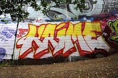 KRIME (STILSAYN) Tags: california graffiti oakland bay east area 2016 krime