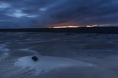 Westward Ho! Pebble ridge sunrise (jon.capps) Tags: ocean longexposure morning sea sky holiday storm southwest stone clouds sunrise sand glow moody tripod atlantic slowshutter ripples manfrotto rockpool northdevon westwardho lookeast 60d pebbleridge hitechfilters ndgrad6 canon1740mm14lusm
