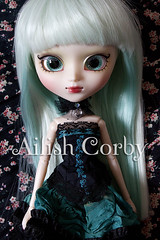 Mint dreams (AilishCorby) Tags: verde green doll melody groove pullip hen nako menta