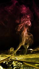 ... inquietanti presenze ... (G@Bon@z) Tags: fumo
