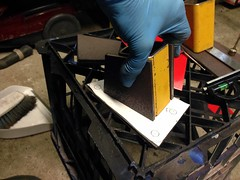 Mock-up (john.and.kath) Tags: chevrolet conversion welding engine mount swap impala ls 1965 pedestal fabrication 60l l98 jrd ls2 l76