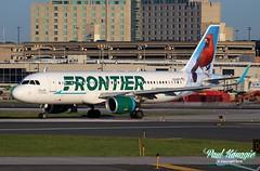 N228FR (PHLAIRLINE.COM) Tags: flight airline planes airbus philly airlines phl spotting frontier bizjet generalaviation spotter philadelphiainternationalairport kphl 2013 a320214 n228fr