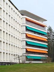 Alvar Aalto Tuberculosis Sanatorium Paimio (louis bleriot) Tags: architecture finland modernism finnish sanatorium aalto tuberculosis alvar paimio