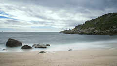 udra (amargureiro) Tags: longexposure sea beach nature seaside nikon rocks riasbaixas 1870mmf3545