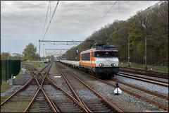 Locon 9903, Ede-Wageningen (NL) (Goederenboer) Tags: wagon arnhem ede wageningen care lc res goederen 9903 locon meteoor dwarsliggers