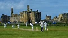 Cricket at warkworth (sportpix99) Tags: sat