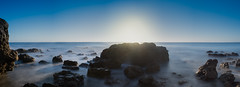 Event Horizon (Justin Cameron) Tags: longexposure seascape sunrise le lee seaham ndfilter neutraldensity chemicalbeach canonef1635mmf4lisusm canon5dmkiii leegraduatedfilter leebigstopper