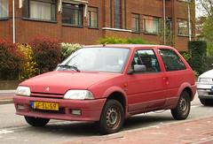 1994 Citroën AX 1.4i Furio (rvandermaar) Tags: 1994 citroën ax 14i furio citroënax citroen citroenax sidecode5 jfsl59 rvdm