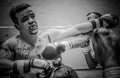 White Collar Boxing (sophie_merlo) Tags: boxing sport sports bw mono monochrome candid blackandwhite documentary photodocumentary photojournalism action chance