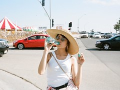AYAMI ON FILM . 🏄LONG BEACH🏄 #kakiuchiayami#ayamionfilm#LA#垣内彩未