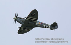 "Biggin Hill Battle of Britain 75th Anniversary Tribute ""The Hardest Day"" (Martin D Stitchener PiccAddo Photography) Tags: bob75 battleofbritain spitfire hurricane warbirds heroes bigginhill piccaddo piccaddophotography httpswwwfacebookcompiccaddophotography2015"