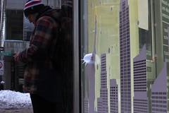 Liberty,Midtown, New York (lotos_leo) Tags: street city winter ny newyork outdoor manhattan streetphotography midtown statueofliberty urbanstreetphotography lexingtonavenue suttonplace