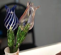 Laleler (keskemal) Tags: glass work tulips cam eskisehir laleler sanati odunpazari