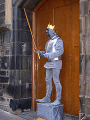 living-statue_IMG_6865 (Roger Brown (General)) Tags: street city castle scotland edinburgh gallery yacht united capital royal scottish kingdom dungeon southern most forth national shore second seventh princes academy sights waverley lothian firth britannia included located populous