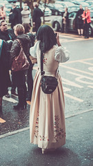 11:53 (rowanallen) Tags: street fashion costume photographer dress folk graduation ceremony norwegian event embroidered graduands