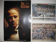 Don Bigileone's things on the wall (Don Bigileone) Tags: movie don brando godfather marlon the bigileone