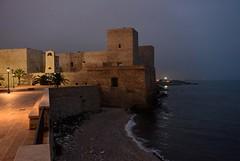 Castle of Trani, Puglia, Italy, January 2016 101 (tango-) Tags: italien castle italia italie fortezza apulia trani cortress puglie portoditrani