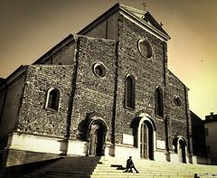 Duomo Faenza-041519 (JoE RipA) Tags: sepia chiesa duomo romagna faenza seppia joeripa duomodifaenza