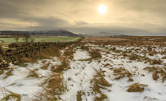 pentland hills (wojtek mika) Tags: winter cold canon scotland 6d