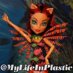 final (4) (MyLifeInPlastic.com) Tags: new york city nyc monster toy high barbie fair after ever barbiedoll toyfair everafter 2016 monsterhigh toyfair2016