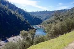 American River (tmrae) Tags: hiking hike northfork auburnstaterecreationarea februaryfun auburnca auburncalifornia americanrivercanyon
