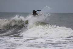 Casino Pier 2/4/16 (Dave_Lospinoso) Tags: ocean park county new winter beach water pier seaside surf waves outdoor surfer sony nj surfing casino atlantic shore jersey toms alpha heights lavallette ortley tiver a6000