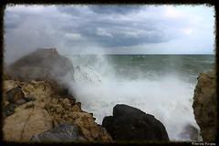 Karaburun /Turkey (Emrem.Ergun) Tags: mer nuage vague karadeniz deniz bulut dalga mernoir