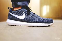Nike Flyknit Roshe (Daniel Y. Go) Tags: shoes fuji philippines sneakers nike roshe flyknit x100t flyknitroshe fujix100t
