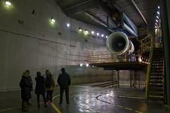 Engine Testing Room (Pratt & Whitney PW2000) (CAUT) Tags: madrid espaa plane spain nikon aircraft aviation engine maintenance motor flugzeug turbine avion iberia turbina aviacion prattwhitney 2016 d610 caut mantenimiento pw2000 iberiamaintenance prattwhitneypw2000 nikond610