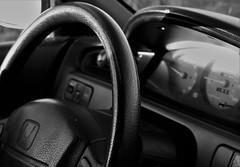 Honda Civic Hatchback Si Interior (SunnabunnyPhotography) Tags: life love car canon honda happy rebel interior si cluster 1993 vehicle civic t5 93 hatchback hondalove