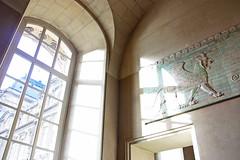 Mesopotmia al Louvre (miquelopezgarcia) Tags: trip travel sculpture paris france art archaeology museum vacances museu arte louvre frana escultura museo holydays arqueologia deviatge