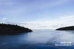 Vancouver Island ferry, Canada (Naomi Rahim (thanks for 3 million visits)) Tags: travel blue sea canada beach nature water ferry vancouver landscape nikon bc britishcolumbia horizon victoria wanderlust vancouverisland pacificnorthwest pnw bcferries 2015 travelphotography salishsea nikond7000