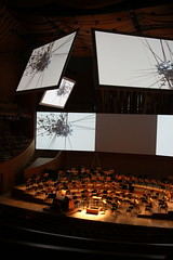 Mother Goose / Ars Electronica Futurelab (AT) (Ars Electronica) Tags: music losangeles orchestra visualization arselectronica waltdisneyconcerthall mediaart 2016 mothergoose laphil laphilharmonicorchestra arselectronicafuturelab insightseries
