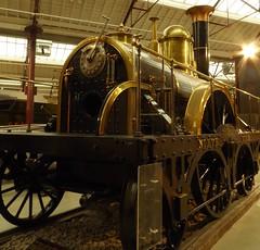 North Star, Isambard Kingdom Brunel (jacquemart) Tags: steamtrain brunel northstar railwaymuseumswindon gwrsteammuseumswindon
