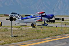 Steen Skybolt 300 (skyhawkpc) Tags: copyright airplane nikon colorado aircraft aviation airshow co 2009 allrightsreserved bjc steen jeffco broomfield d300 kbjc rockymountainmetropolitanairport coloradosportinternationalairshow n511gs skybolt300 hr30091001 garyverver gverver rmma09