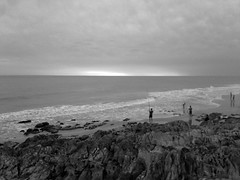 Cuchilla Alta. Febrero, 2016 ( fOto) Tags: sea bw costa byn praia beach uruguay monocromo coast mar sand mare areia samsung playa bn arena galaxy uruguai canelones cuchilla cuchillaalta xcover xcover2 claudiocigliutti