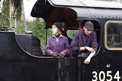 IMGP8407 (Steve Guess) Tags: uk england train engine railway loco hampshire steam gb locomotive bluebell alton 060 ropley alresford hants fourmarks medstead qclass 30541
