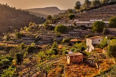 Who needs Tuscany? This is Spain. (Costa Blanca Photography) Tags: light farmhouse landscape spain cottage terraces tuscany land pinos cortijo finca costablanca benissa