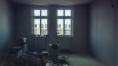 09.02.2016 (Fregoli Cotard) Tags: home loft closet office apartment nest livingroom attic newapartment renovation pvc newplace 366 wallks dailyjournal forrenovation lastfloor 366days 40366 366project 366daily 40of366 366dailyproject