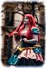 ... Carnaval 2016 ... (Lanpernas .) Tags: woman girl mujer chica desfile sally carnaval sansebastian disfraces donostia ragazza pesadillaantesdenavidad 2016 sansebastián neska saintsebastien comparsas
