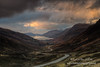 Long and Winding Road (Shuggie!!) Tags: mountains clouds forest skyscape landscape scotland highlands williams hills karl roads hdr eveninglight torridon westerross zenfolio karlwilliams