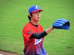 IMG_3458_副本 (vivian_10202) Tags: baseball taoyuan cpbl lamigo 王溢正